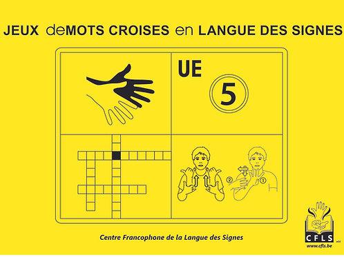 Mots Croisés UE 5