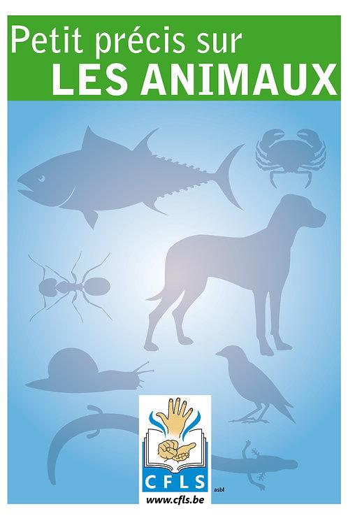 Petit précis sur les animaux