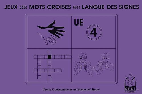 Mots-croisés UE4