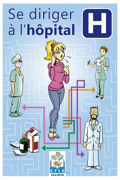 Se diriger à l'hôpital