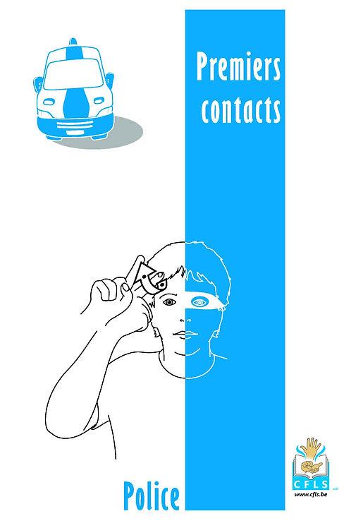 Contacts avec la police