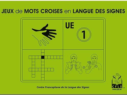 Mots croisés UE1