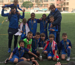 Vitória no Torneio Pedro Costa
