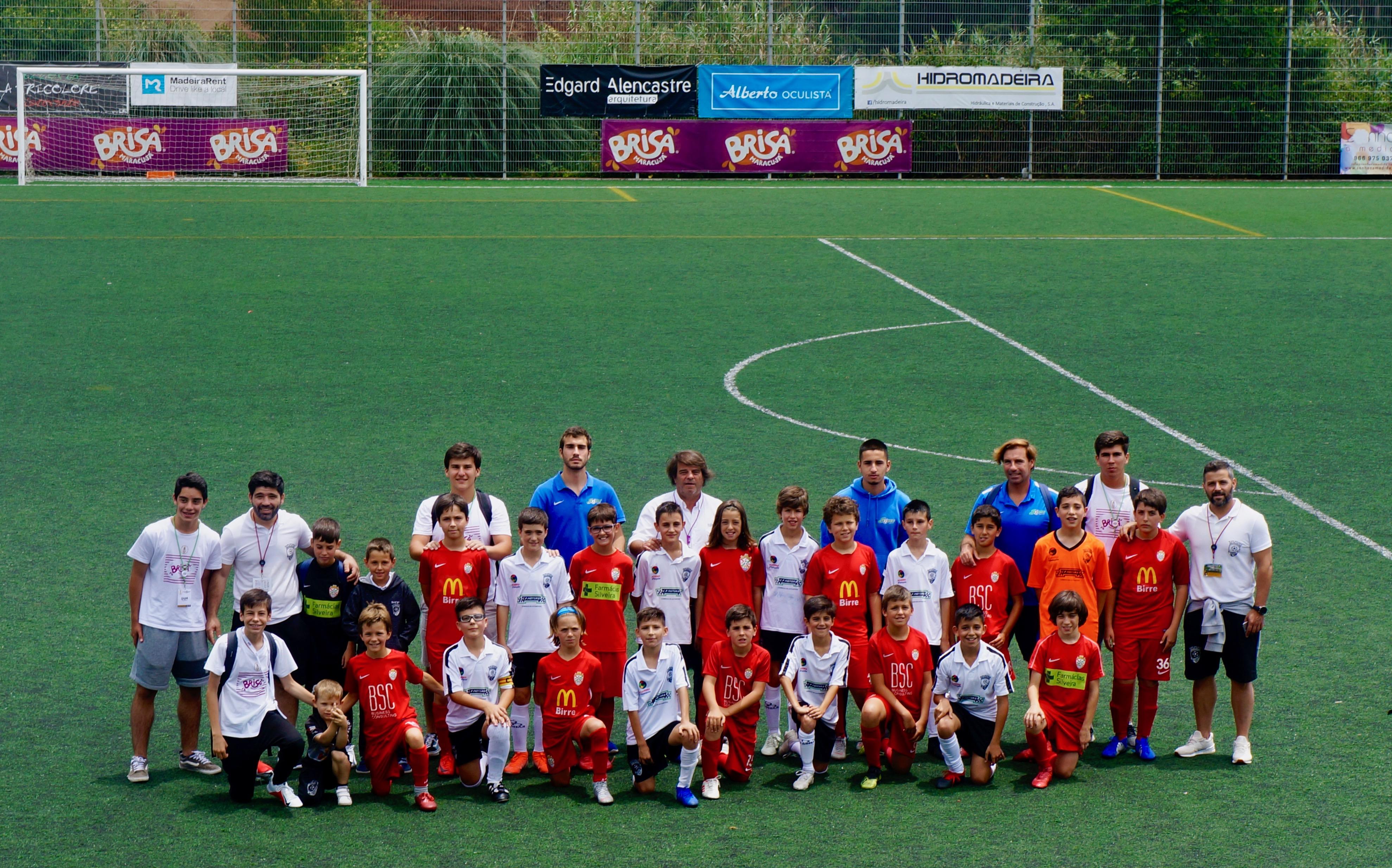 Equipa de 2008 na Madeira