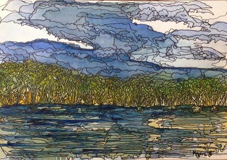 """View of Big Island"""