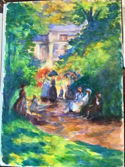 """Monet Tribute"""