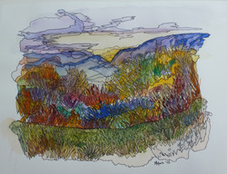"""Mountain Landscape"""