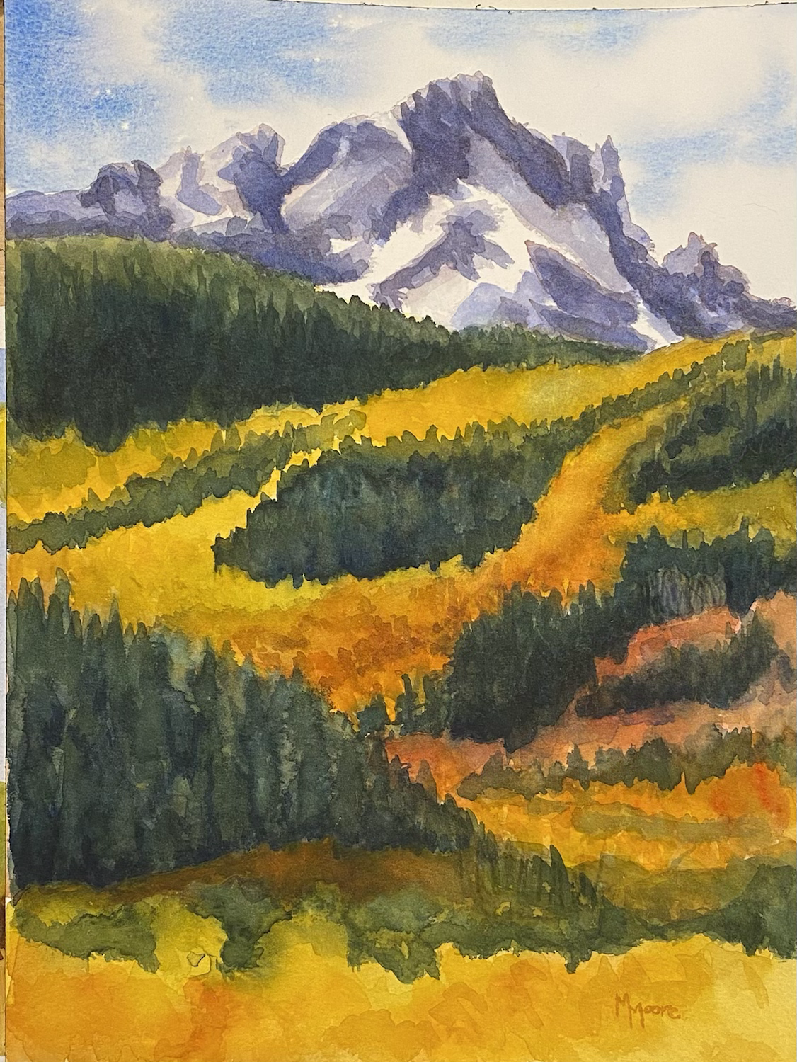"""Mountain Vista"""