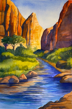 """""""Daydreaming of Zion"""""""