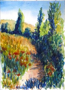 """Monet Tribute II"""