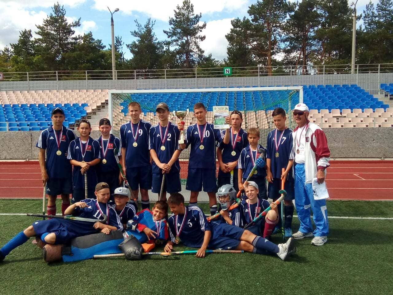 Победители Первенства Самарской области