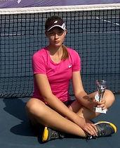 финалист ITF Израиль в парном разряде