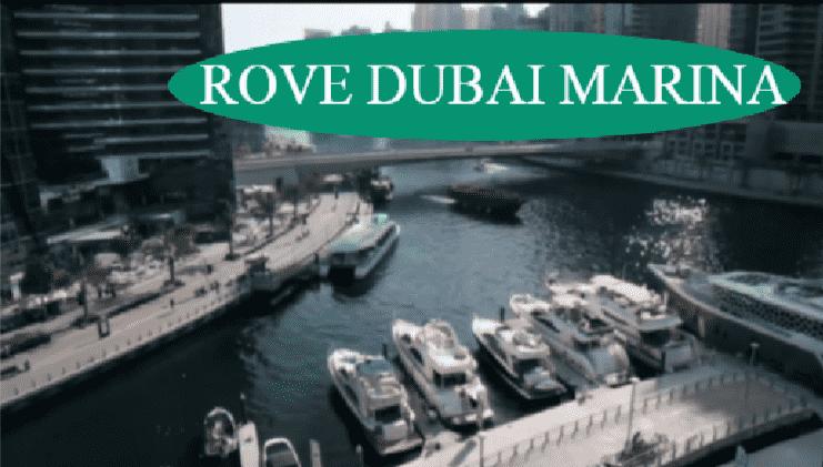 ROVE DUBAI MARINA