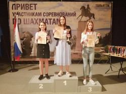 Карпова Лариса- победитель соревнований