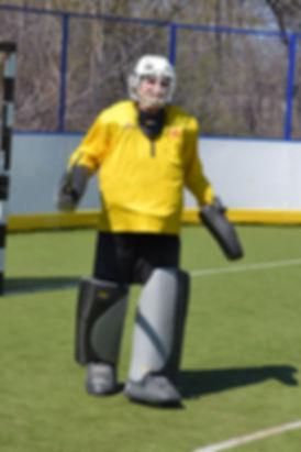 Детский хоккей на траве в Самаре