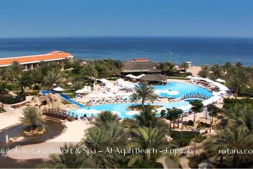 17.04.2021.Тур в ОАЭ из Самары в отель Fujairah  Rotana Resort &Spa 5*