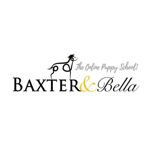 The Online Puppy School with Baxter & Bella