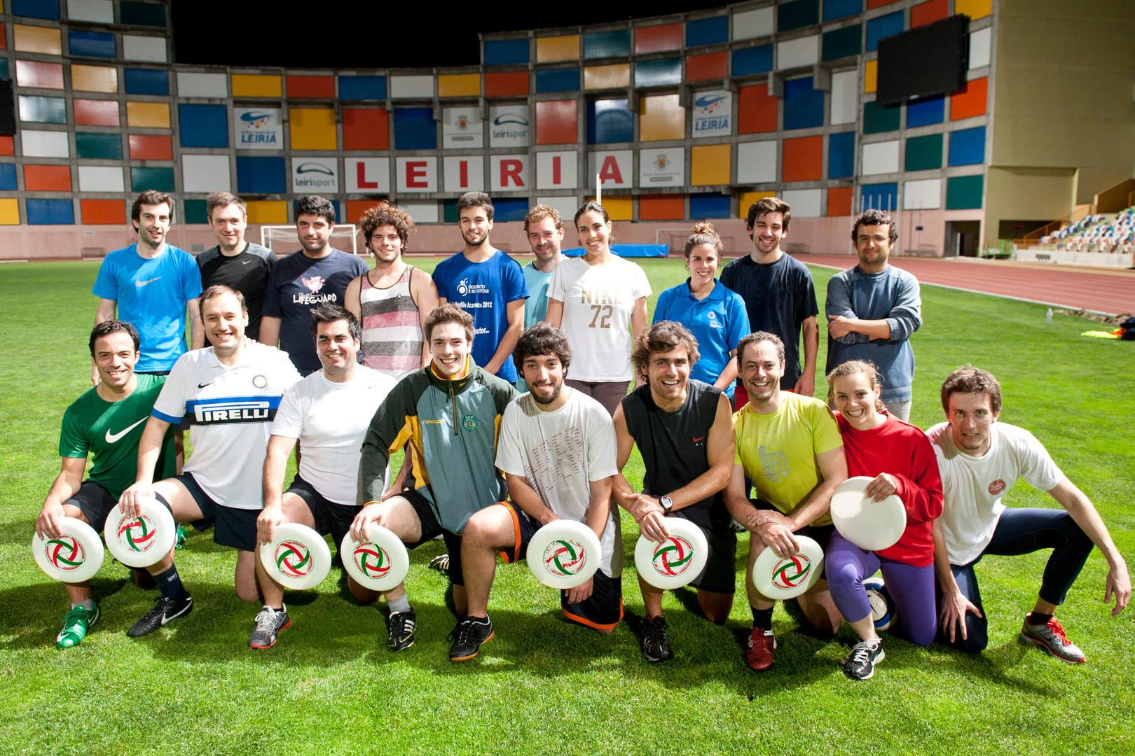 Fundação do clube (2012)