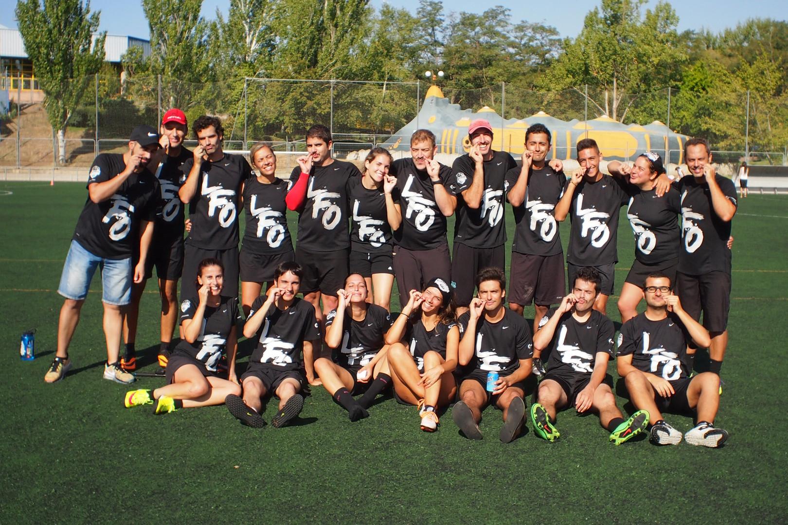 EURC-S X Madrid (2015)