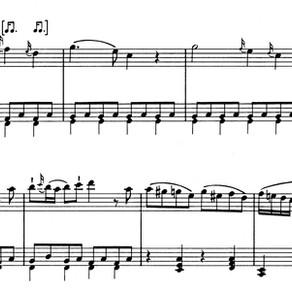 【名曲紹介】モーツァルト《ロンド》KV485:転調と形式の大実験