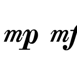 【音楽理論】強弱記号が表すもの
