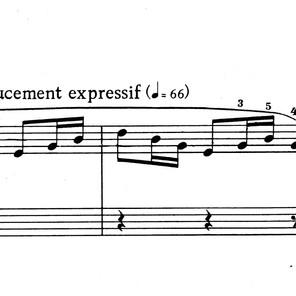 【楽曲分析】曲の始まり方/終わり方