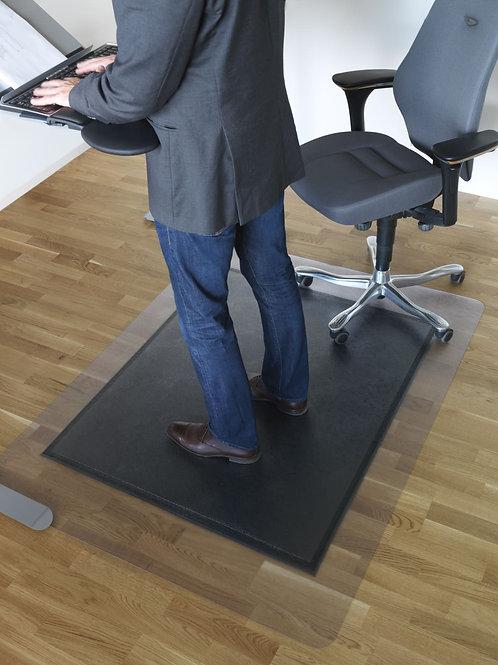 Yoga Sitt og stå avlastningsmatte stolunderlag