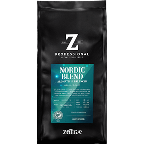 ZOÉGAS PROFESSIONAL NORDIC BLEND