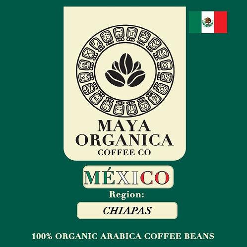 Chiapas, Mexico: Organic & Fair-Trade Certified