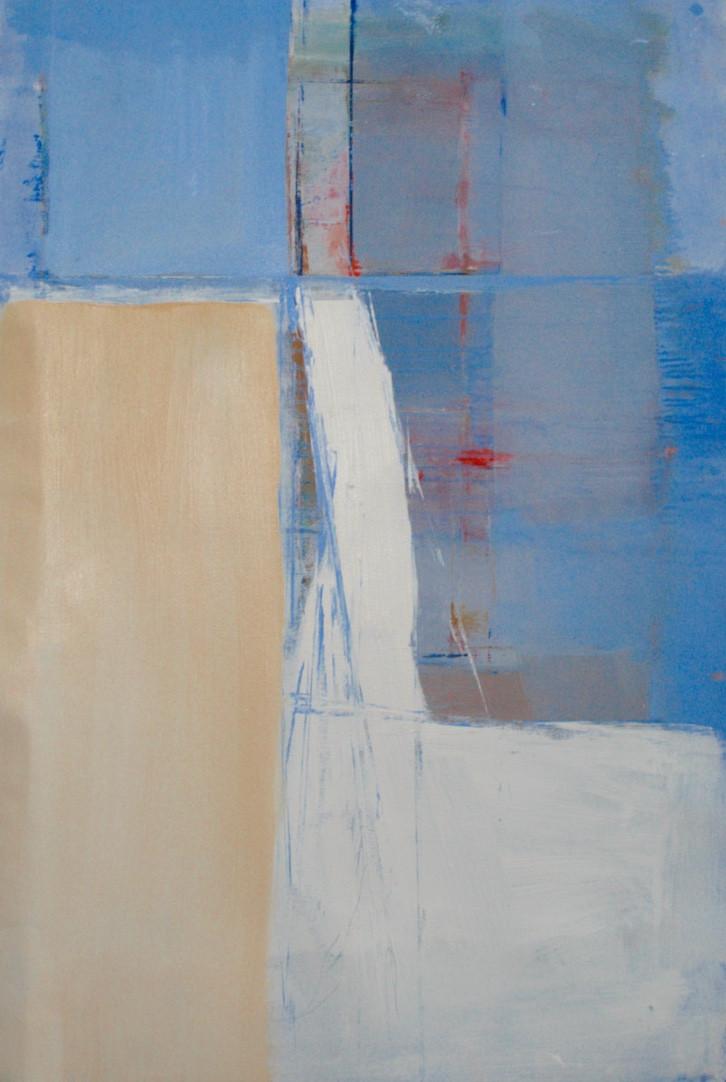 Coast | c.2013 | Oil on paper | 96.5 x 71.1 cm