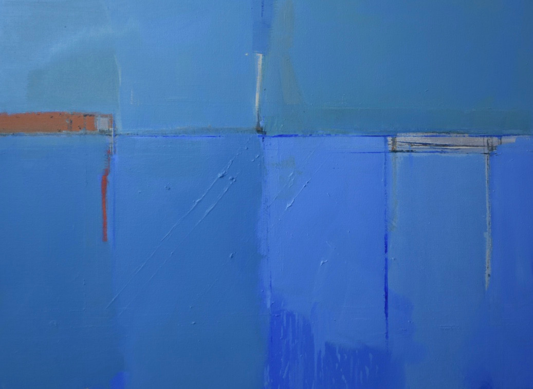 Harbour | c.2014 | Oil on canvas | 61 x 81.3 cm