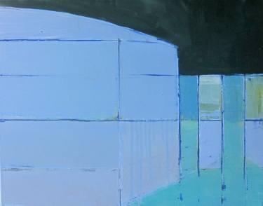 Olympic Park   2012   Oil on canvas   42 x 52 cm