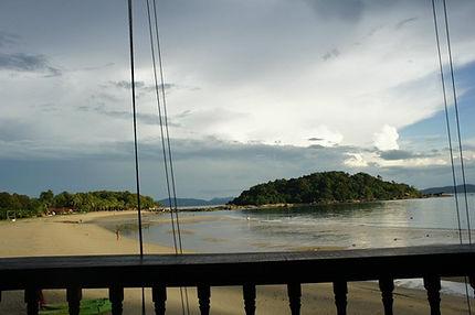 Insel in Malaysia
