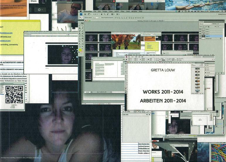 Gretta Louw - Works 2011-2014