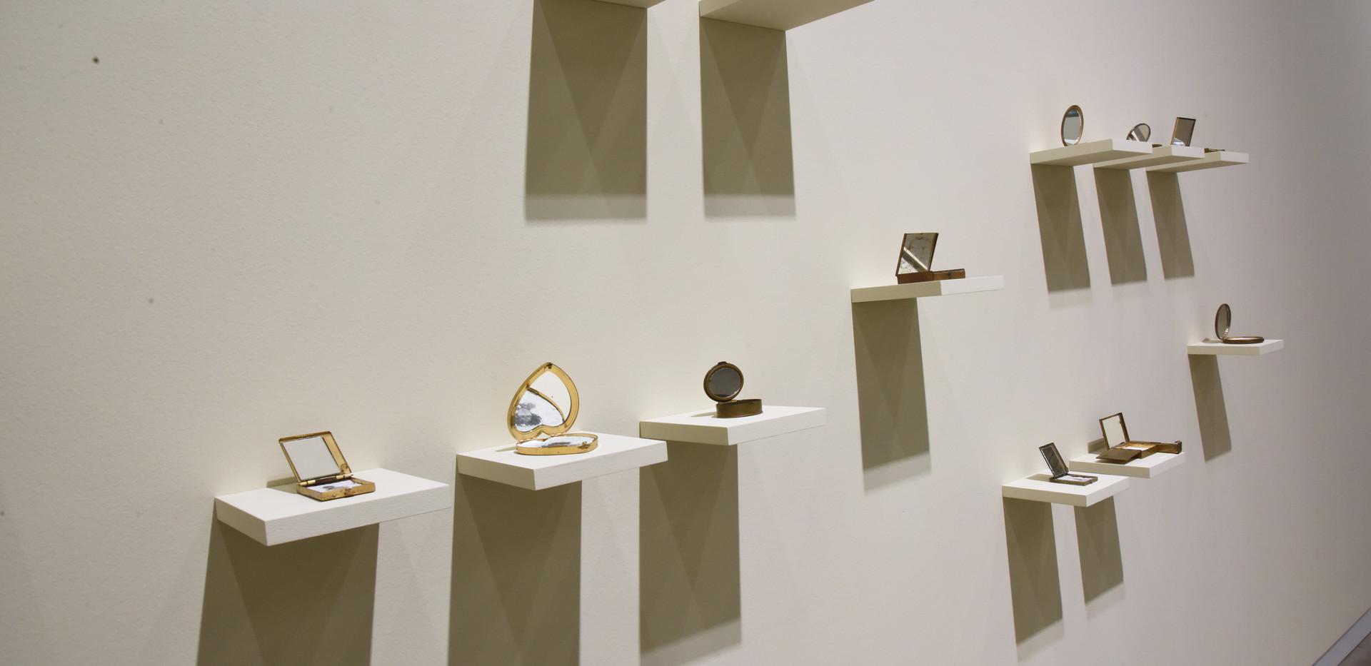Ausstellungsansichten Deltabeben PORT25_