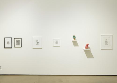 Angelika Arendt Ausstellungsansicht