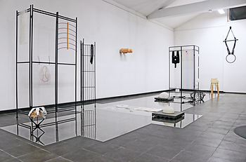 Ulrika Jäger, Things we couldnt say with words, 2020, Installationsansicht, Maße variabel.