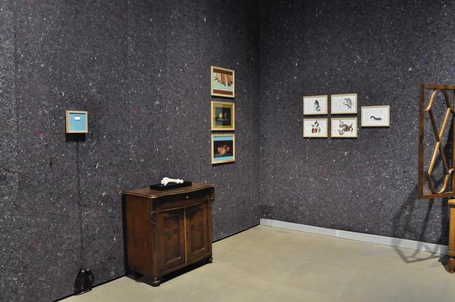 Ausstellungsansichten PORT25 uEiMs_Gerar