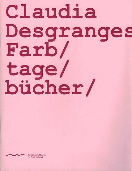 Claudia Desgranges - Farbtagebücher