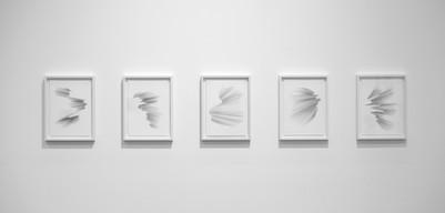 Margarete Lindau Ausstellungsansicht