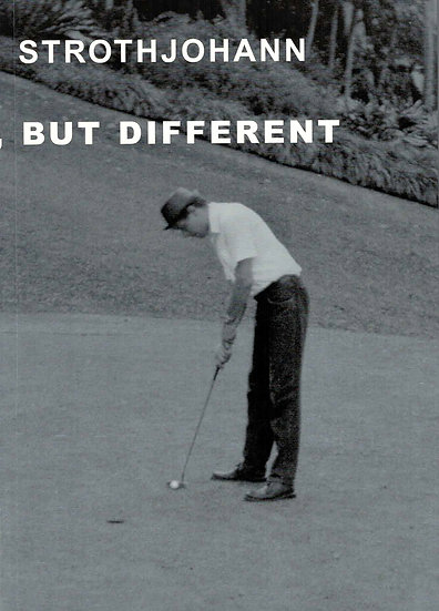 Ulrich Strothjohann - Same same but different