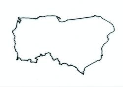 Tomasz Dobiszewski, Dom, 2020, Objekt au