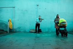Musician With Yellow Jacket_Kazan 2020