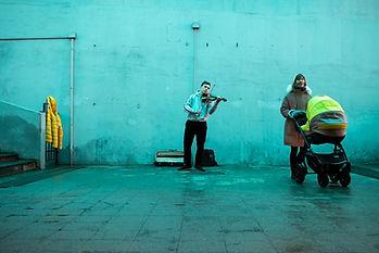 Musician With Yellow Jacket_Kazan 2020.j