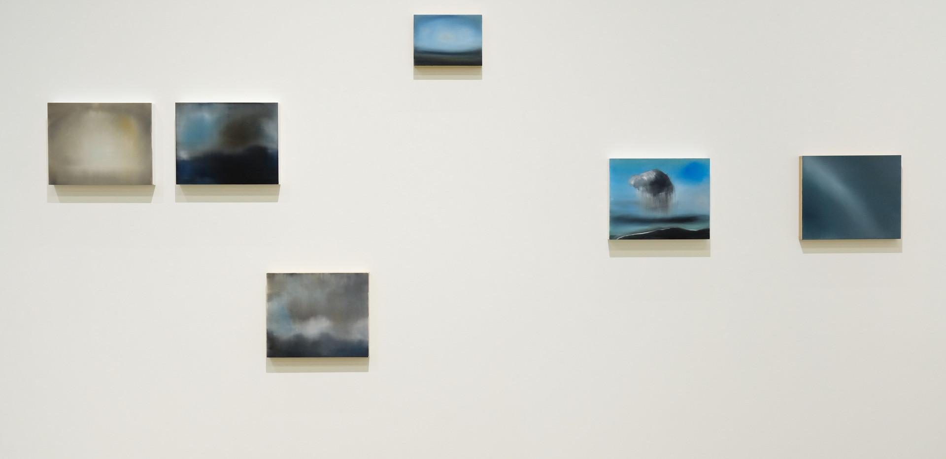 Alexander Horn Ausstellungsansicht