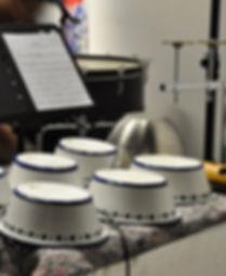 Auswahl Musikhochschule im PORT25 Fotos