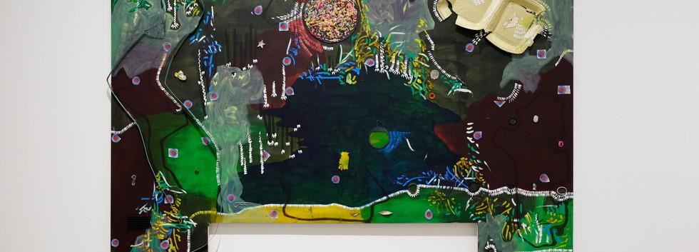 Jonas Lundius Ausstellungsansicht