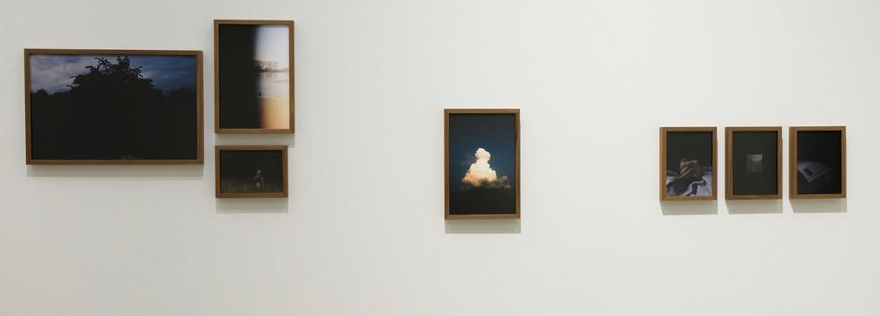 Konstantin Weber Ausstellungsansicht