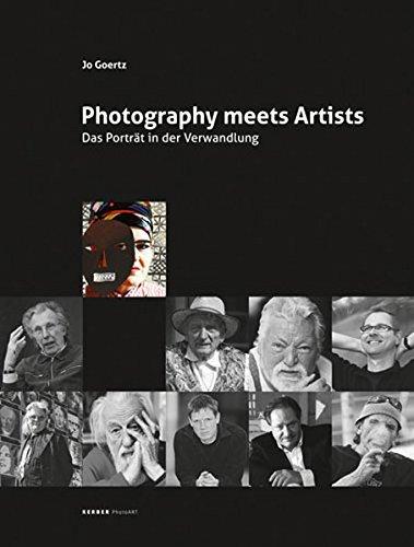 Jo Goertz - Photography meets Artists