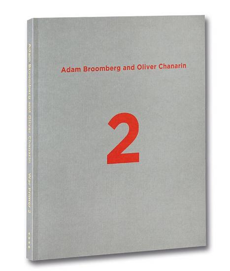War Primer 2 — Adam Bloombergand Oliver Chanarin